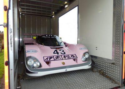 Group C racing car