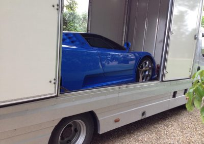 Prestige car transport
