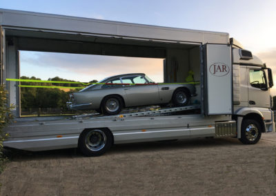 Classic car transport kent and sussex